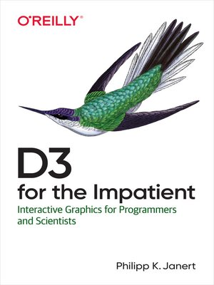 cover image of D3 for the Impatient