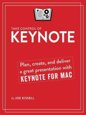 cover image of Take Control of Keynote