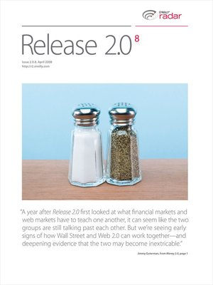 cover image of Release 2.0, Issue 8