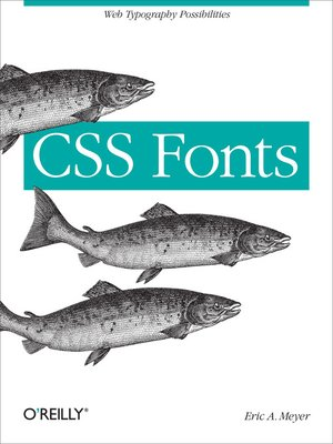 cover image of CSS Fonts