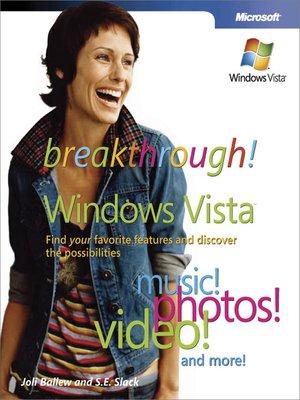 cover image of Breakthrough Windows Vista™