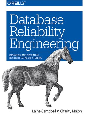 cover image of Database Reliability Engineering