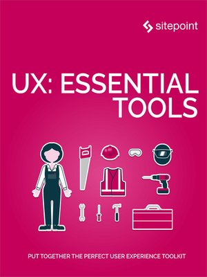 cover image of UX