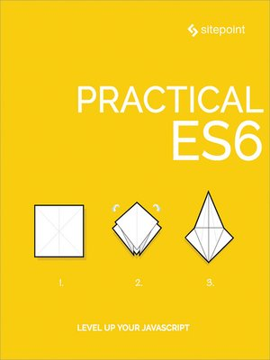 cover image of Practical ES6