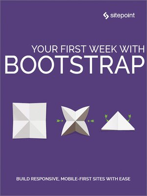 cover image of Your First Week With Bootstrap