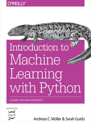 cover image of Introduction to Machine Learning with Python