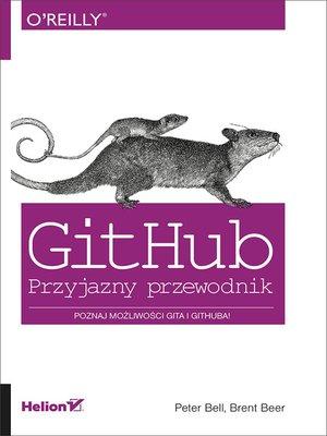 cover image of GitHub. Przyjazny przewodnik