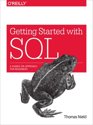 cover image of Getting Started with SQL