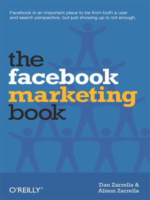 cover image of The Facebook Marketing Book