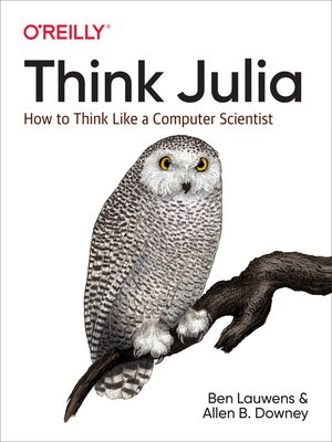 cover image of Think Julia