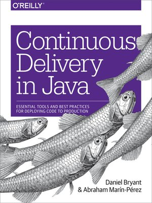 cover image of Continuous Delivery in Java