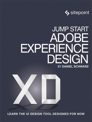 cover image of Jump Start Adobe XD