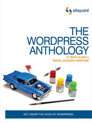cover image of The WordPress Anthology