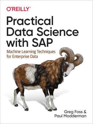cover image of Practical Data Science with SAP