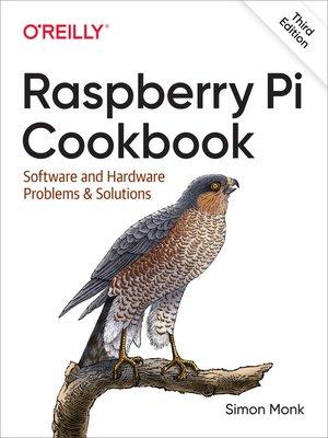 cover image of Raspberry Pi Cookbook