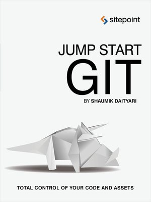 cover image of Jump Start Git