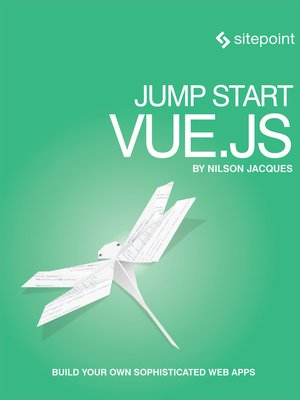 cover image of Jump Start Vue.js