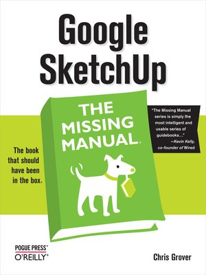 cover image of Google SketchUp