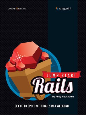 cover image of Jump Start Rails