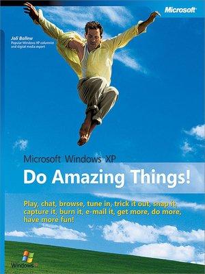 cover image of Microsoft® Windows® XP