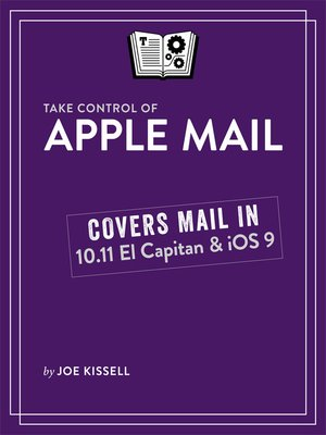 cover image of Take Control of Apple Mail