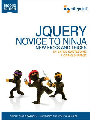cover image of jQuery