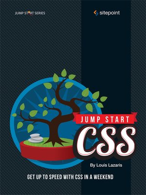 cover image of Jump Start CSS