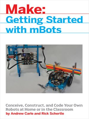 cover image of mBot for Makers