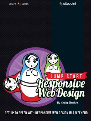 cover image of Jump Start Responsive Web Design