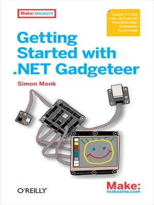 cover image of Getting Started with .NET Gadgeteer