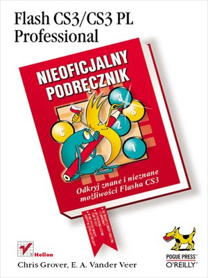 cover image of Flash CS3/CS3 PL Professional. Nieoficjalny podrecznik
