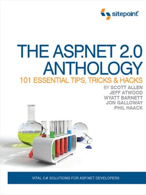 cover image of The ASP.NET 2.0 Anthology