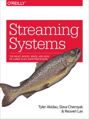 cover image of Streaming Systems