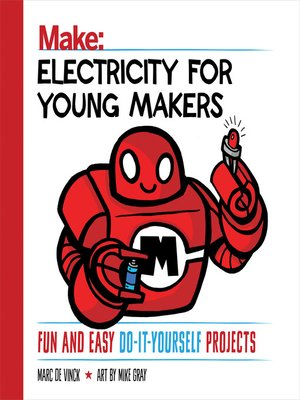cover image of Electricity for Young Makers