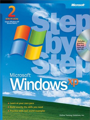 cover image of Microsoft® Windows® XP Step by Step