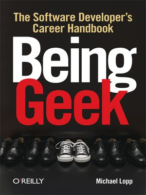 cover image of Being Geek