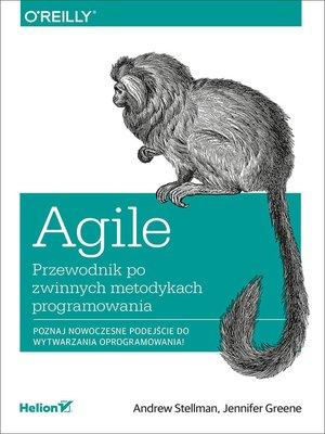 cover image of Agile. Przewodnik po zwinnych metodykach programowania