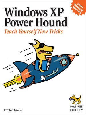 cover image of Windows XP Power Hound