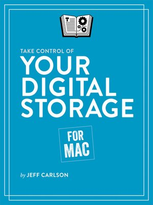 cover image of Take Control of Your Digital Storage