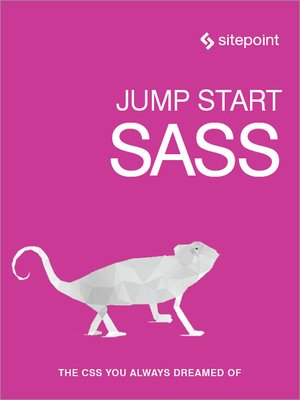 cover image of Jump Start Sass