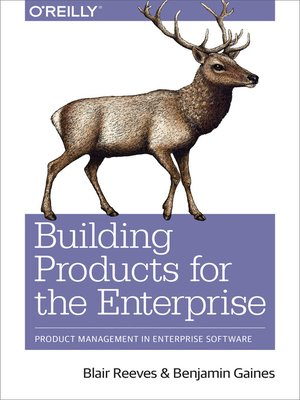 cover image of Building Products for the Enterprise