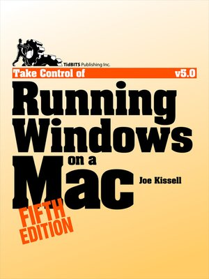 cover image of Take Control of Running Windows on a Mac