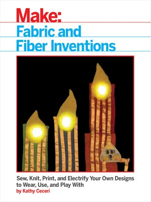 cover image of Fabric and Fiber Inventions