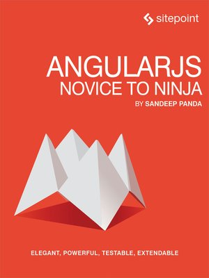 cover image of AngularJS