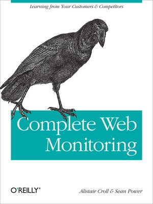 cover image of Complete Web Monitoring