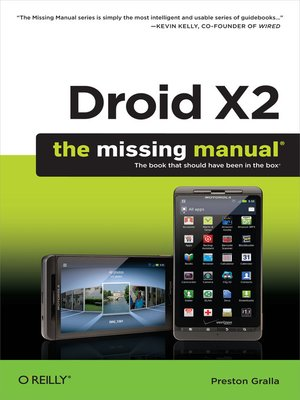 cover image of Droid X2