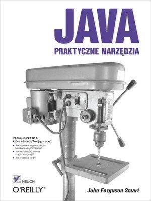 cover image of Java. Praktyczne narzędzia