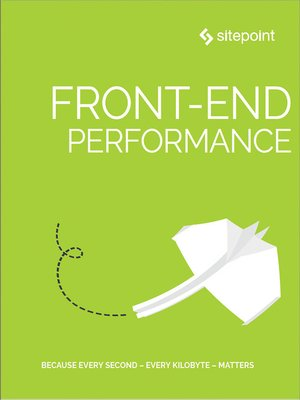 cover image of Front-end Performance