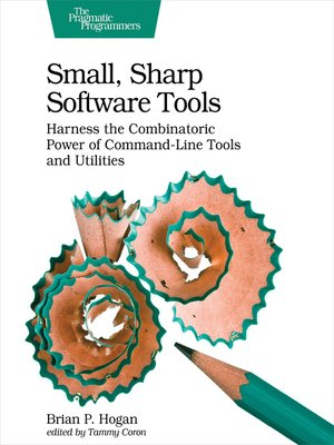 cover image of Small, Sharp Software Tools