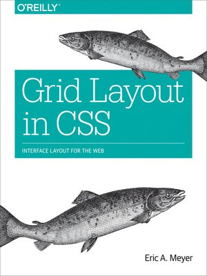cover image of Grid Layout in CSS